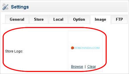 Cara Merubah Logo Header Opencart