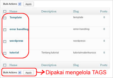 Cara Posting Artikel pada WordPress