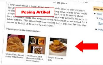 Cara Menambahkan Related Post dengan Thumbnail