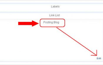 Cara Menghilangkan Tanggal Postingan dan Author di Blogspot