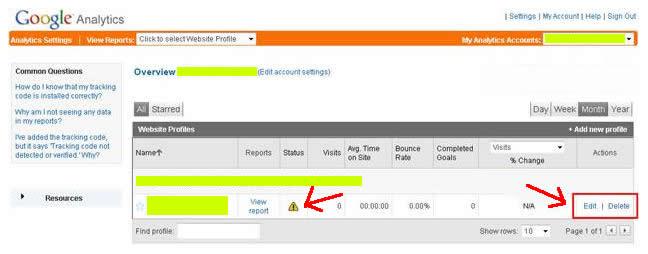 Cara Pasang Google Analytics di Blogspot