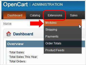 Cara menampilkan produk pilihan opencart