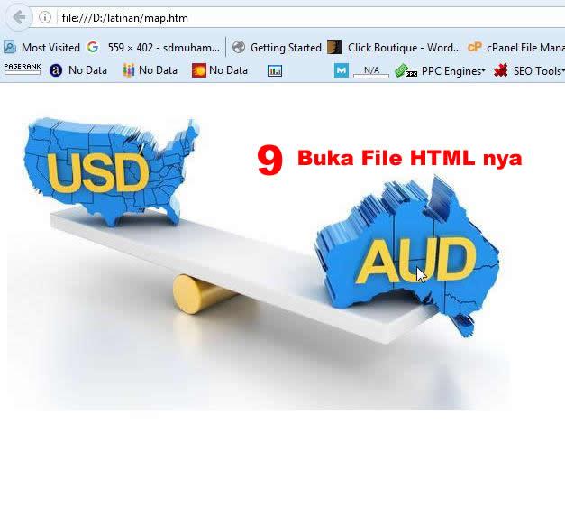 cara buat image map html