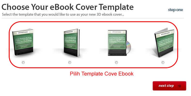 Cara Buat Cover Ebook Online dan Gratis